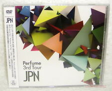 Perfume 3rd Tour JPN Taiwan DVD -Normal Edition-