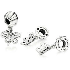 NEW! AUTHENTIC PANDORA Friends Forever Charm - 9058
