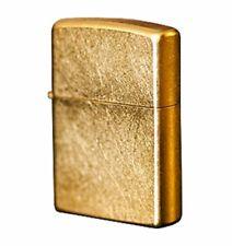 Zippo Gold Dust Lighter, Street Finish #207G