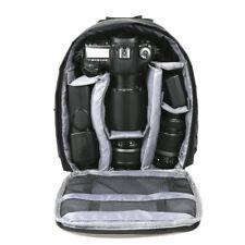 Waterproof DSLR SLR Camera Bag Insert Divider Case Backpack For Canon Sony Nikon