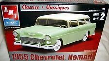 amt 1/25 classic cars 1955 CHEVY NOMAD STATION WAGON