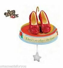 Hallmark 2011 It's All in the Shoes Limited Edition Wizard of Oz Ornament