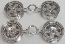 Tamiya Hi Lux Hi lift Wheels 58397 TAM9335484