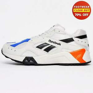 CLEAROUT SALE Reebok Classic Aztrek Mens Retro Running Trainers From £27.99