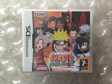 BRAND NEW FACTORY SEALED NARUTO NINJA COUNCIL FOR NINTENDO DS