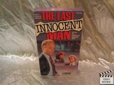 The Last Innocent Man VHS Ed Harris Roxanne Hart