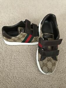 Gucci boys shoes