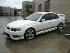 "2005 / 6 FORD BF Mk1 FALCON "" GT STRIPE KIT "" XR8 XR6 Also Suits BA"