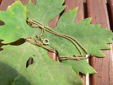 Gold 333 hübsche Damen Halskette 3 Gramm schwer zeitlos dekorativ