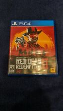*** RED DEAD REDEMPTION 2 PS4 PLAYSTATION 4 NO RESERVE ***