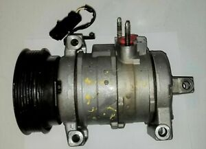 Oem 2005-2010 CHRY 300 JEEP GRAND CHEROKEE A/C COMPRESSOR CHARGER CHALLENGER