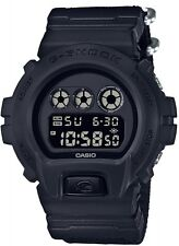 CASIO G-SHOCK  Military Black Men's Watch DW-6900BBN-1JF Japan Free shipping