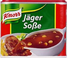 KNORR Jager Sosse Hunter Sauce Big Box for 2 Liters Made in Germany New