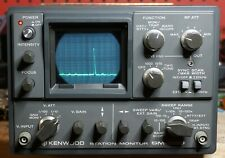 Kenwood SM-220 Station Monitor Oscilloscope with BS-8 Band Scope Panadapter