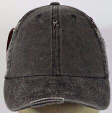 Gray Cine Latino media company baseball hat cap adjustable