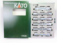 N Kato 106-0101 Amtrak P42 Diesel & Amfleet/Viewliner Ph IV 5 Passenger Car Set