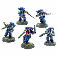 Assault Intercessor Squad - Indomitus - Warhammer 40k- New On Sprue