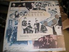 Beatles Promo lot Anthology 1 and 2 and Live At BBC Flats+ Time Magazine Vg