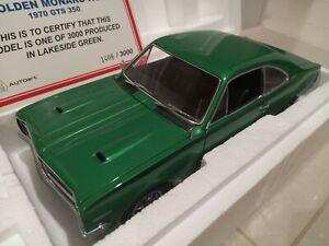 1:18 Biante Holden HG GTS 350 Monaro Lakeside Green