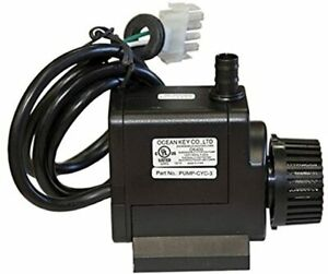 Portacool Pump-CYC-3 Cyclone Replacement Pump, Fits 2000 and 3000 Evaporative...