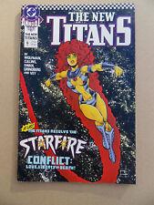 New Titans Annual 6 . DC 1990 . FN +