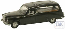 76DS002 Oxford Diecast OO Gauge Daimler DS420 Hearse Black