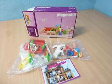 5505 Hundekutsche zu Nostalgie Rosa Serie 5300 Puppenhaus 1900 OVP Playmobil
