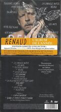 CD 15T ET DVD DIGIBOOK RENAUD EDITION COLLECTOR INCLUS LIVRET 60 PAGES NEUF 2016