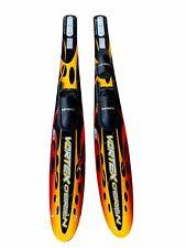 "O'Brien Vortex Parabolic Shape Bottom Water Skis 166cm 65"" *Austin, TX Pick Up**"