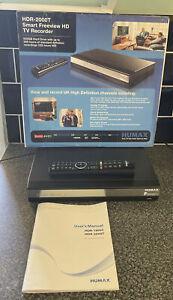 Humax HDR-2000T Freeview HD Recorder Set Top Box Play TV 500GB