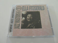 Jazz Masters 6 - Ella Fitzgerald (CD Album) Used very good