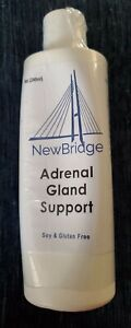 Adrenal Gland Support Lotion 8oz. All Natural, moisturizing exp.2/2022