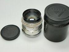 Jupiter-9 PT7560 8.5cm 85mm F2 N f. Kiew Contax I II III