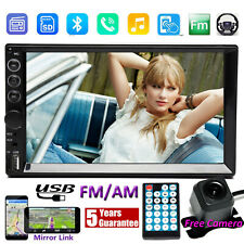 For Ford F-250 F-350 F-450 Super Duty 2Din TouchScreen Car Stereo Radio FM/AM BT