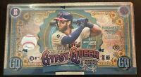 2020 Topps Gypsy Queen Baseball Factory Sealed Hobby Box