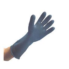 """San Jamar R93517 17"""" Heavy Duty Rubber Glove Elbow Length"""