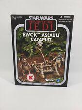 Star Wars Vintage Collection Ewok Assault Catapult kmart Exclusive