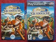 Harry Potter Quidditch World Cup original black label SONY PS2 PAL
