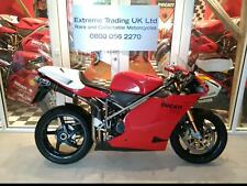 Ducati 996R 2001 with low mileage No 183 in stunning condition