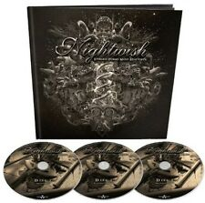 Endless Forms Most 3cd Earbook Nuclear Blast Nightwish 727361346454 .