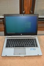 HP Elitebook 8460p Core i5 8GB RAM 128GB SSD Windows 10 WiFi AMD Radeon HD 6470M