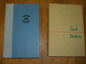 (2) Saul Bellow 1st ed., Mr. Sammler's Planet & Henderson/Viking Press, NY-No DJ