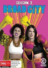 Broad City : Season 3 (DVD, 2-Disc Set) NEW