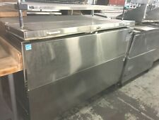 Cooler On Casters Mobile Norlake Refrigeration 63 X 33 X 44 H
