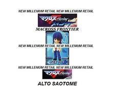 MACROSS FRONTIER KEYCHAINS--ALTO SAOTOME FIGURE