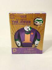 The Joker Painted Wooden Figure DC Comics Loot Crate Exclusive 2015