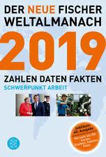Der neue Fischer Weltalmanach 2019 (2018,  Taschenbuch),  UNGELESEN