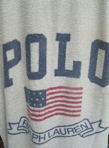 """Large Ralph Lauren Polo Bath Towel. 61"""" x 36"""""""