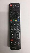 New Original Panasonic N2QAYB000621 TV Remote Control FOR TCP42ST30L 3D SD CARD