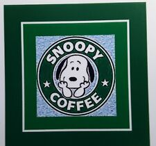 PEANUTS ♡ COFFEE ☆ Snoopy  ♡ Magnet ♡ Starbucks